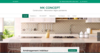 mk concept exemple creer site internet professionnel