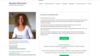 Image site internet de coach vie professionnelle Roseline Steinmann par Simplébo
