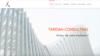 Image site web tardan consulting par simplébo