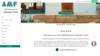 Image site internet menuiserie artisan AMF par Simplébo