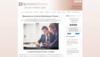 exemple site internet conseiller en patrimoine quintessence finance