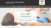 image site web osteopathe julie lainé