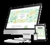 mockup créer un site internet de professionnel indépendant avec Simplébo