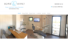 exemple site internet cabinet dentaire boirie vernet