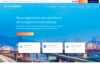 QualitAirSea exemple site création par Simplébo