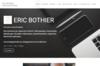 Bothier exemple site avec générateur Simplébo