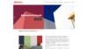 Facade exemple site internet peintre