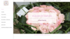 image site internet artisan fleuriste par simplébo