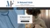 image site internet pediatre mohammed fattah