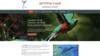 Image site internet de coach de vie Quetzal par Simplébo