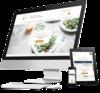 mock up creation site internet dieteticien