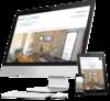 mock up site internet pour les dentistes simplebo