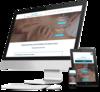 mock up site internet chiropracteur par simplebo