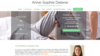 image site web chiropracteur anne sophie delene