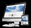 mock up site internet shiatsu par simplébo