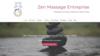 image site internet praticien shiatsu zen massage entreprise