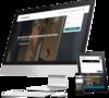mock up site web pour les serruriers par Simplébo