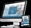 mock up site internet artisan par simplebo