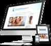 mock up site internet orthodontiste créé par simplebo