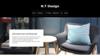 image site internet architecte intérieur NT design