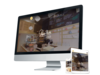 mock up site internet restaurant par Simplébo