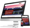 mock up site internet junior entreprise par Simplébo