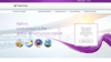 Exemple site internet entreprise Natixis Simplébo
