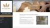 exemple site internet obi luxury paris salon de massage