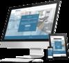 mock up site internet artisan ramoneur simplébo
