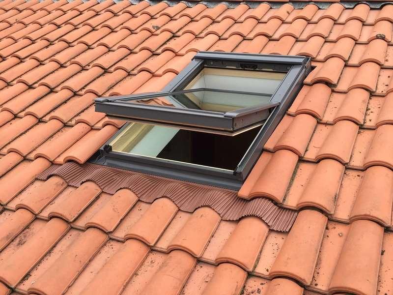 Fenêtre de toit Vélux