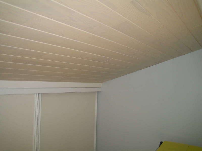 Lambris bois pré-peint