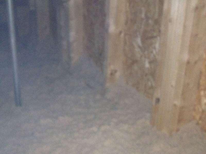 Isolation de combles perdu en laine de bois soufflée
