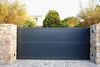 Menuiserie Bandini Serge, installation de portail ou porte de garage à Monticello (20220)