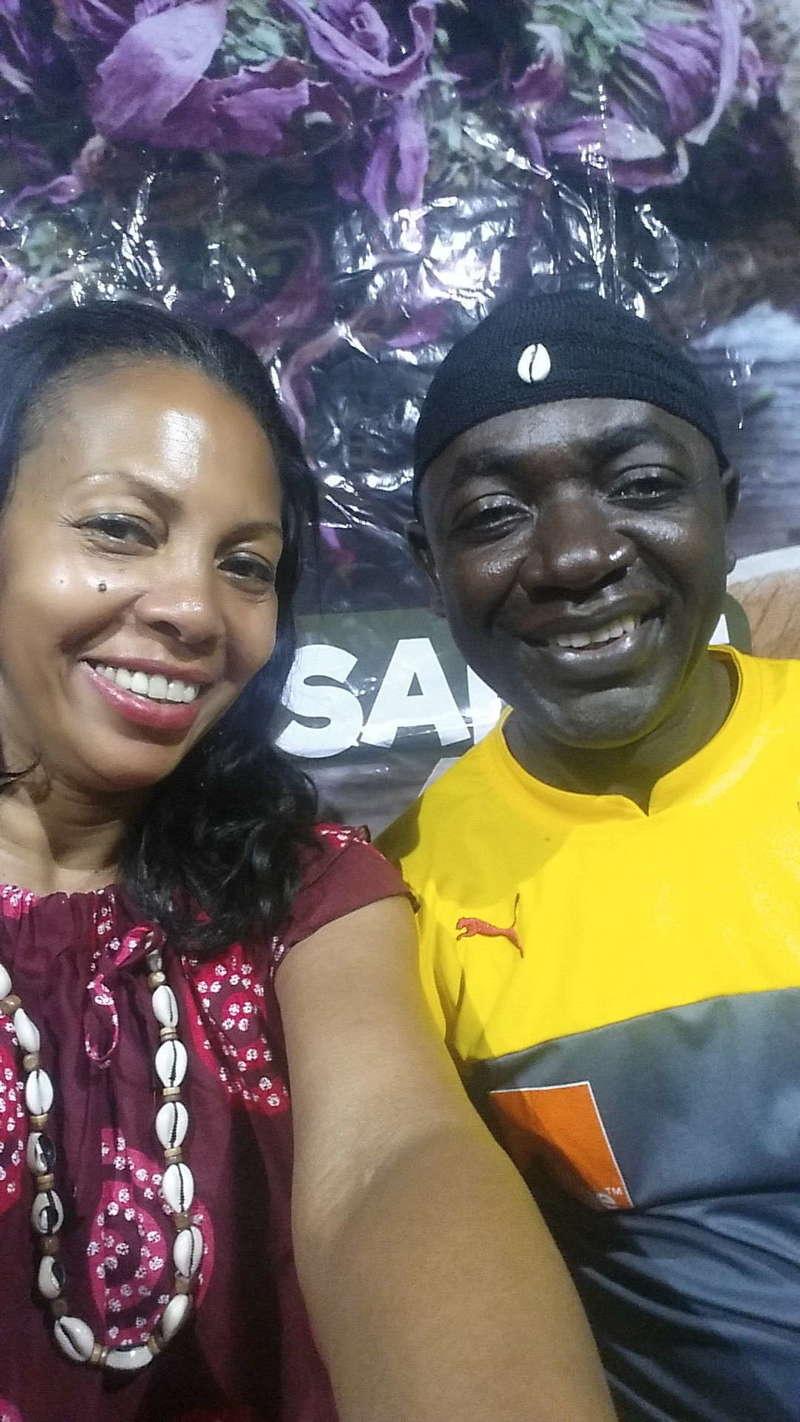 Le Mbombok Benoit Bitton Tradi-Praticien du Cameroun