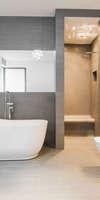 Ateliers des minots, Aménagement de salle de bain à Saint-Clément-de-Régnat
