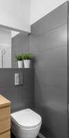 Ateliers des minots, Aménagement de salle de bain à Luzillat
