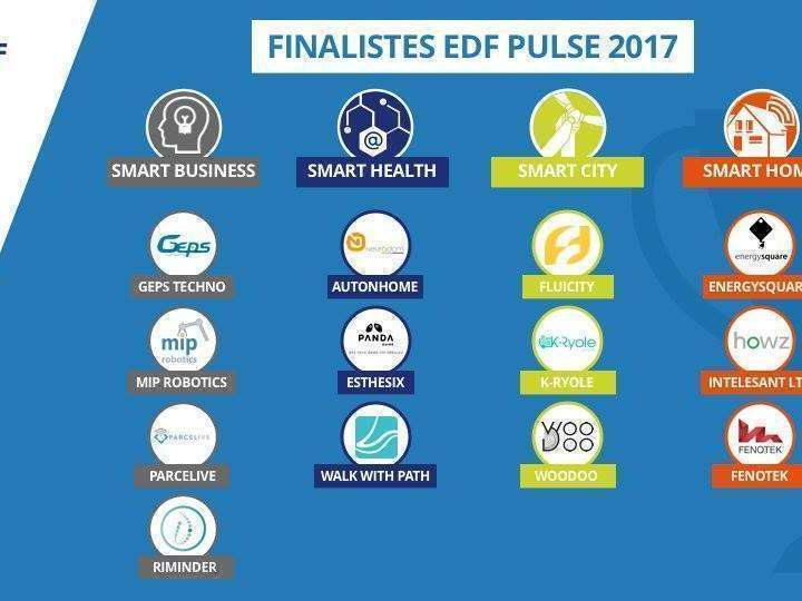 K-Ryole makes part of the 13 EDF Pulse finalists! WOW