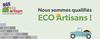 Fermetures Charmontaises, entreprise ECO Artisan