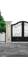 Fermetures Charmontaises, Installation de portail ou porte de garage à Audincourt