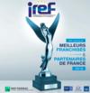 Lauréat Concours l'IREF