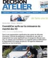 CosmétiCar réseau de franchise de lavage auto sans eau