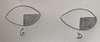 quadrantanopsies inferieure nasale gauche et temporale droite