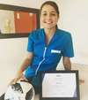 marie messager osteopathe du sport versailles diplome fifa médecine du foot