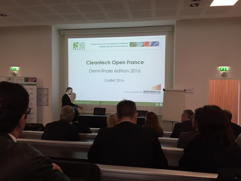 CleanTech Open France - Demi-finales