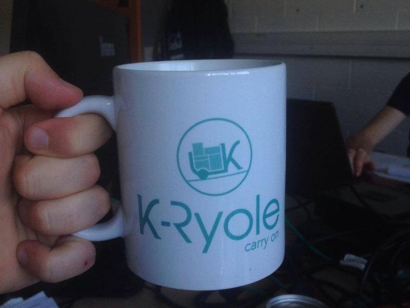 Et même un mug (offert !)