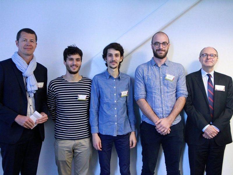 Les finalistes des #GPI Paris catégorie Eco-Innovations